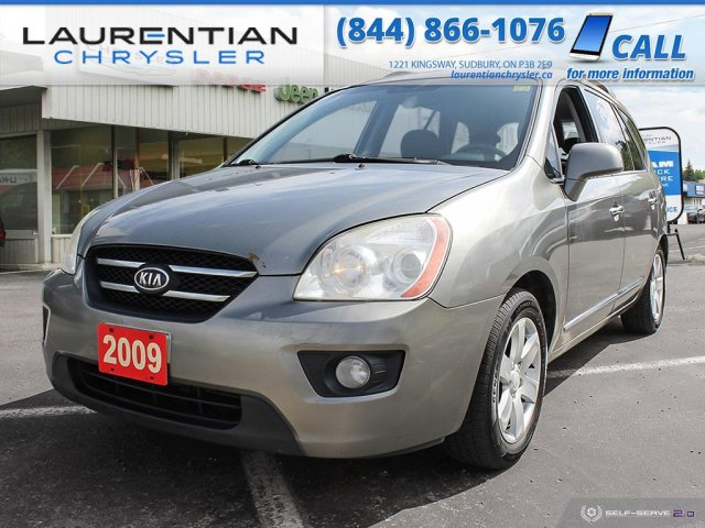 Pre-Owned 2009 Kia Rondo EX - SELF CERTIFY !