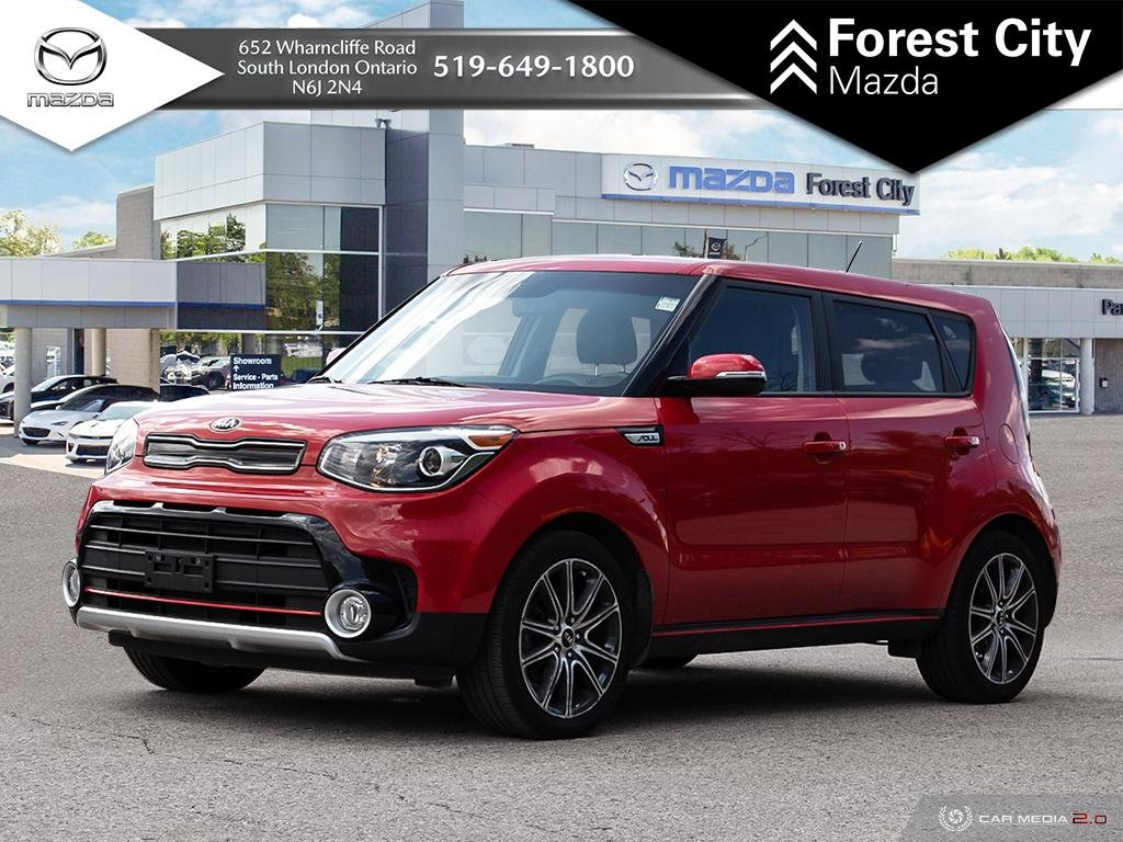 Pre-Owned 2017 Kia Soul EX, AIR CONDITIONING, AUTOMATIC, POWER WINDOWS POWER LOCKS