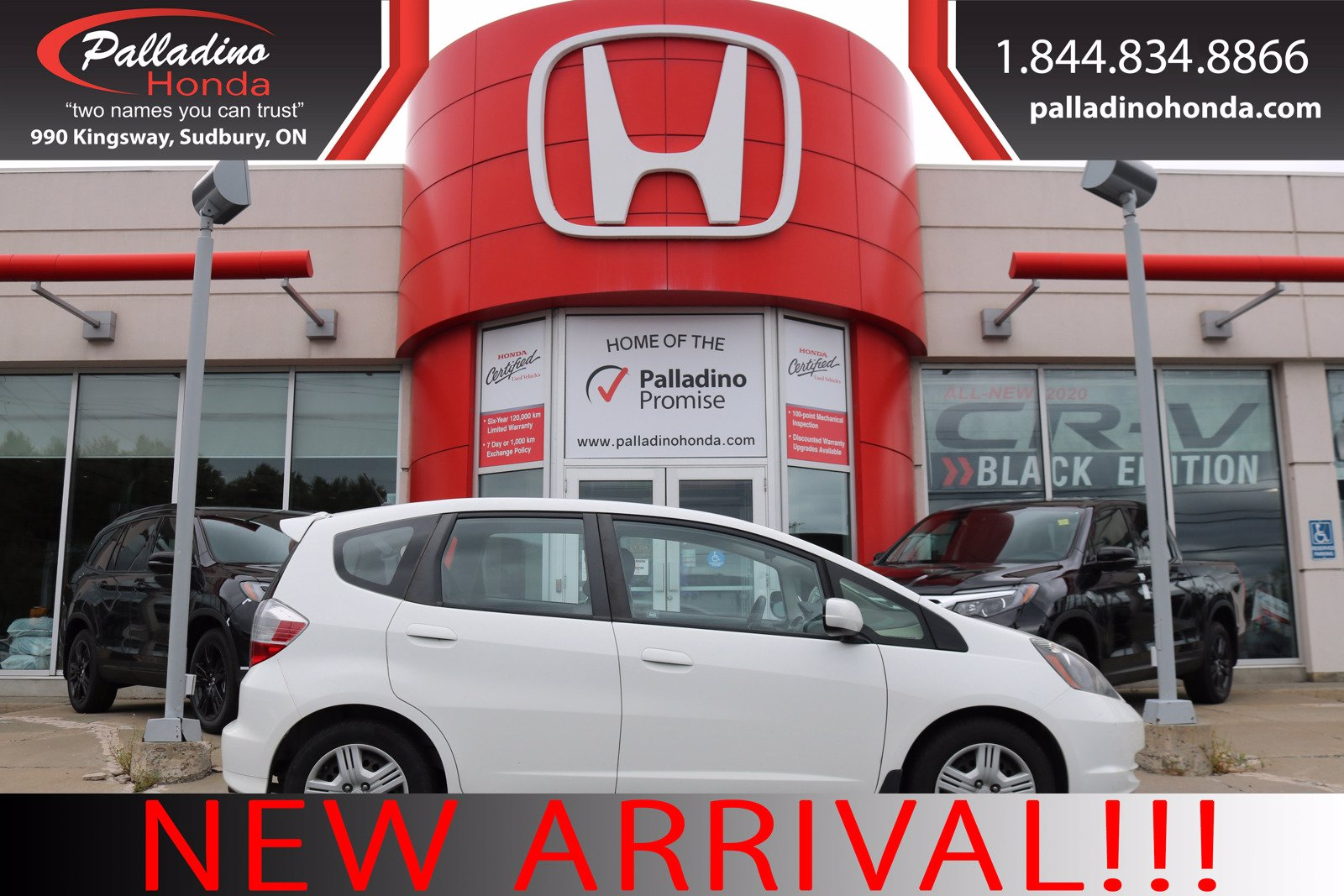 Pre-Owned 2012 Honda Fit LX-CERTIFIED-LOW KM-GREAT CITY CAR