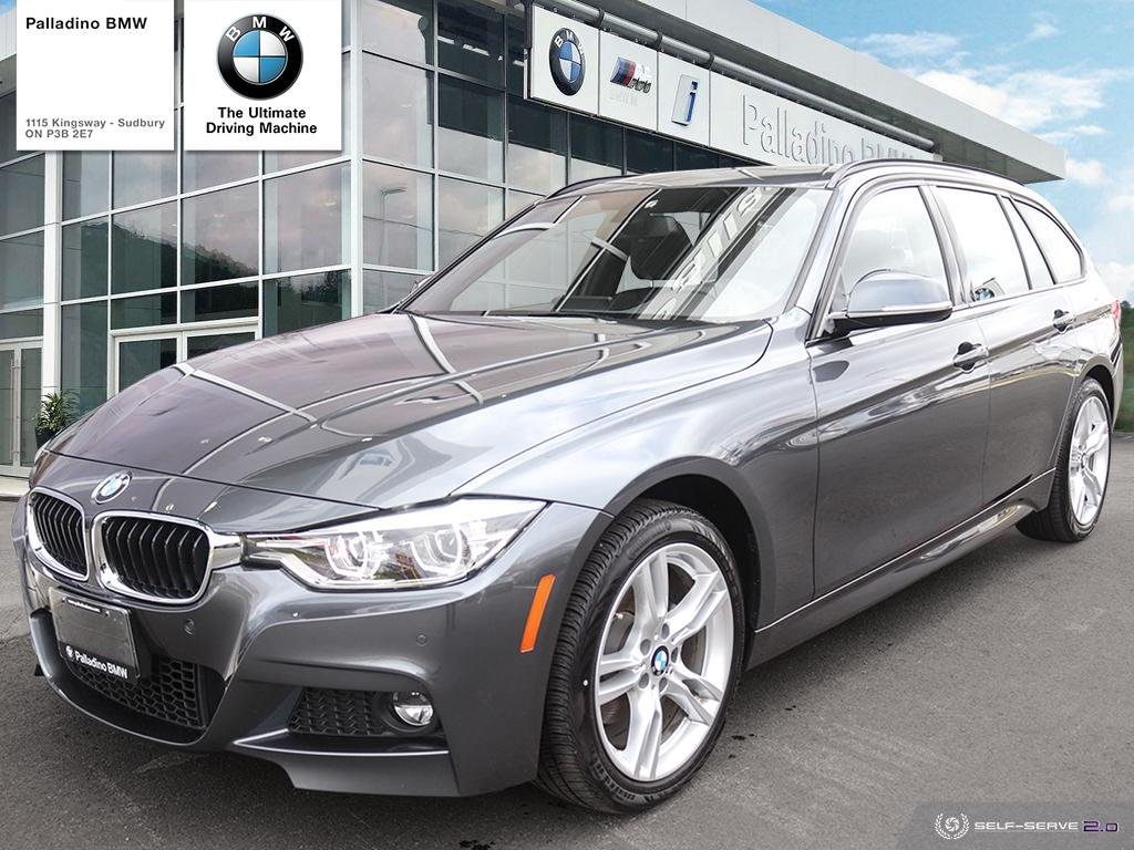 Pre-Owned 2019 BMW 3 Series xDrive 330i / M SPORT EDITION PACKAGE / DEMO