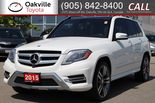 Pre-Owned 2015 Mercedes-Benz GLK 250 BlueTec with Clean Carfax