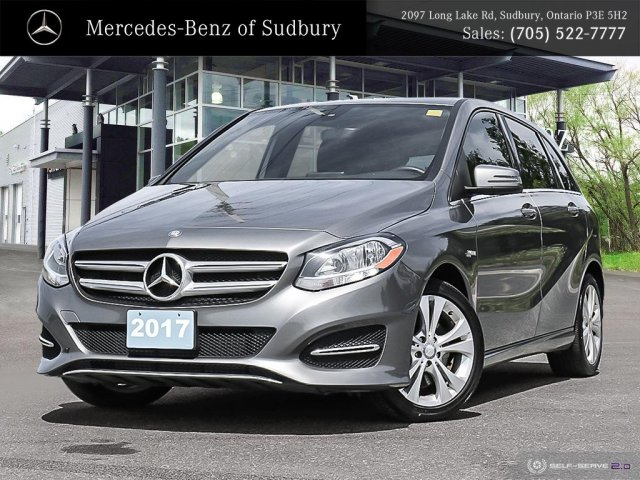Certified Pre-Owned 2017 Mercedes-Benz B250 4MATIC