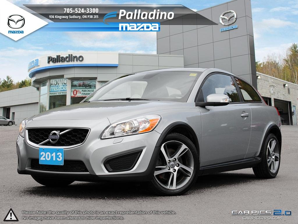 Pre-Owned 2013 Volvo C30 T5 - PREMIUM SOUND - HEATED SEATS - SUNROOF