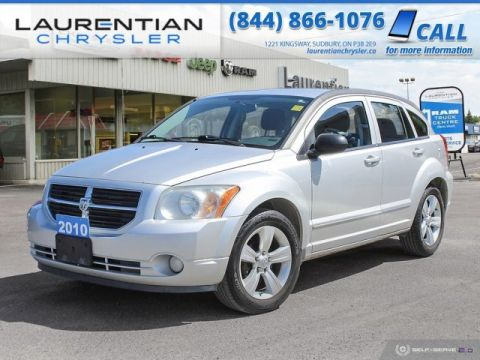 Pre-Owned 2010 Dodge Caliber SXT - SELF CERTIFY !!