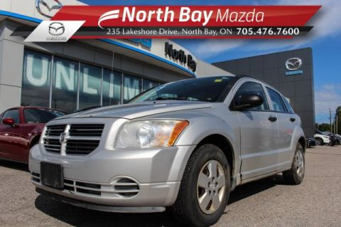 Pre-Owned 2007 Dodge Caliber SE Self Certify with Cruise Control, Cloth Interior