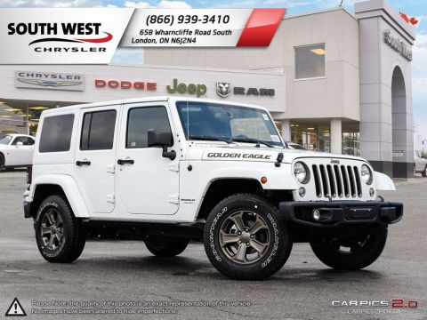 Pre-Owned 2018 Jeep Wrangler JK Unlimited Sport - Demo