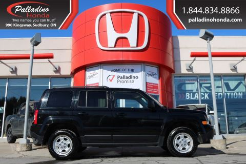 Pre-Owned 2015 Jeep Patriot North- LOW MILES, 4x4 4WD