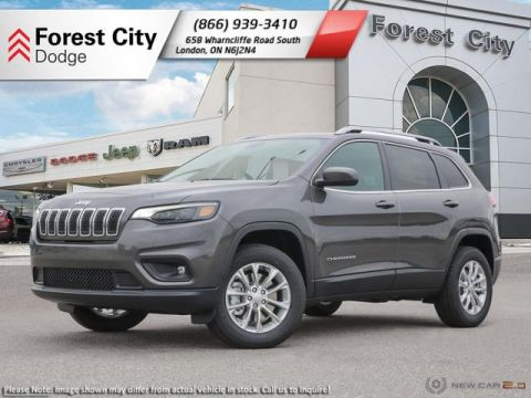 Pre-Owned 2019 Jeep Cherokee North