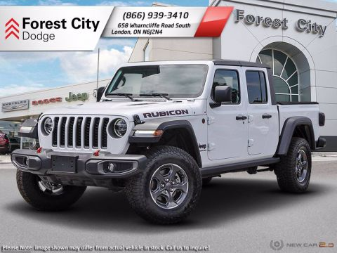 Pre-Owned 2020 Jeep Gladiator DEMO | 4X4 | REAR VIEW CAM | BLUETOOTH | KEYLESS ENTRY