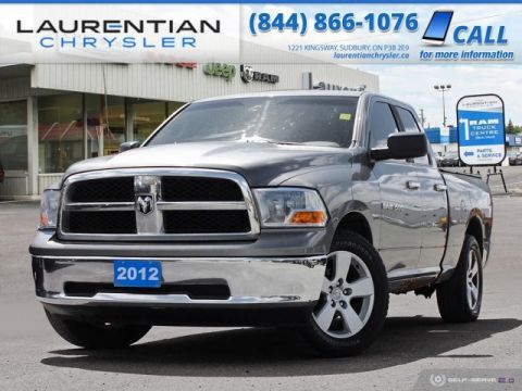 Pre-Owned 2012 Ram 1500 SLT - TOW HITCH!! SELF CERTIFY!!!