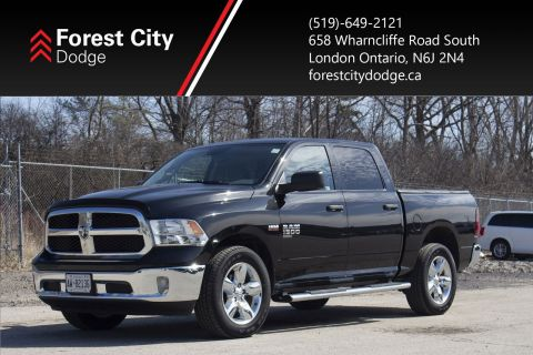Pre-Owned 2019 Ram 1500 Classic DEMO | BLUETOOTH | REAR VIEW CAM | 4WD | UNDER SEAT STORAGE |
