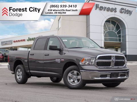 Pre-Owned 2019 Ram 1500 Classic DEMO | BLUETOOTH | REAR VIEW CAM | KEYLESS ENTRY