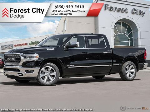 Pre-Owned 2020 Ram 1500 Limited - DEMO