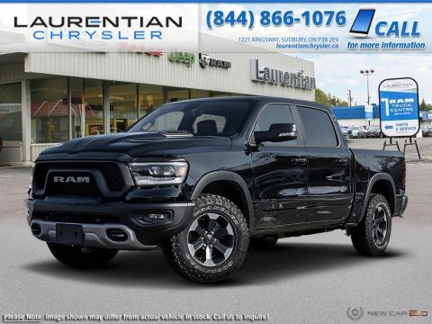 Pre-Owned 2020 Ram 1500 Rebel