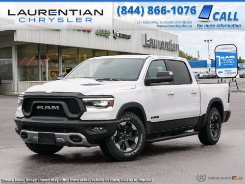 Pre-Owned 2020 Ram 1500 Rebel With Navigation & 4WD