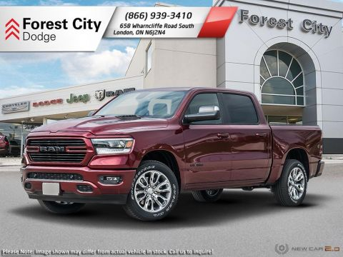 Pre-Owned 2019 Ram 1500 Sport - DEMO