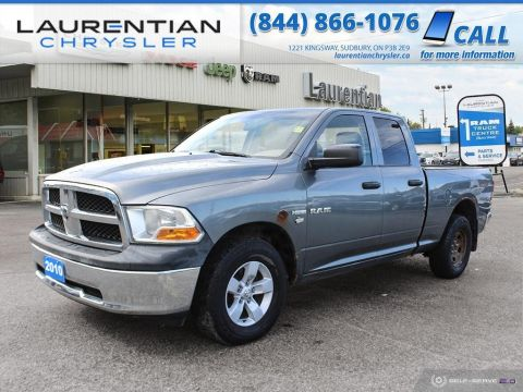 Pre-Owned 2010 Dodge Ram 1500 ST - SELF CERTIFY !!