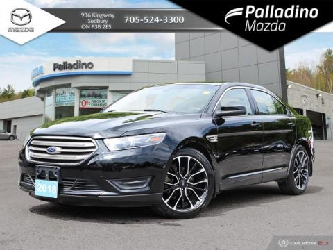 Pre-Owned 2018 Ford Taurus SEL - MASSIVE TRUNK AND BACK SEAT - COMFORTABLE SEATS