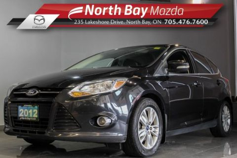 Pre-Owned 2012 Ford Focus SEL with Bluetooth, Cruise, Sony Sound System