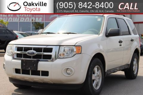 Pre-Owned 2009 Ford Escape XLT with Clean Carfax | SELF CERTIFY