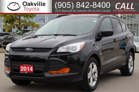 Pre-Owned 2014 Ford Escape S with Clean Carfax and One Owner | SELF CERTIFY