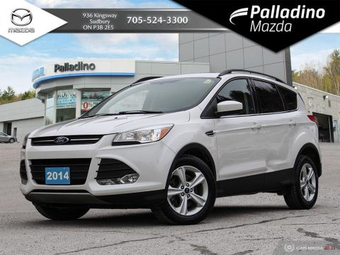 Pre-Owned 2014 Ford Escape SE - LOW MILEAGE - NAVIGATION