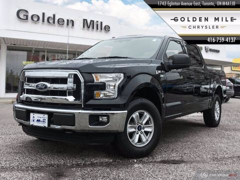 Pre-Owned 2016 Ford F-150 Lariat|Alloys|4X4|Back up Cam|Clean Carfax