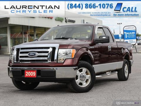 Pre-Owned 2009 Ford F-150 XLT - SELF CERTIFY!!!