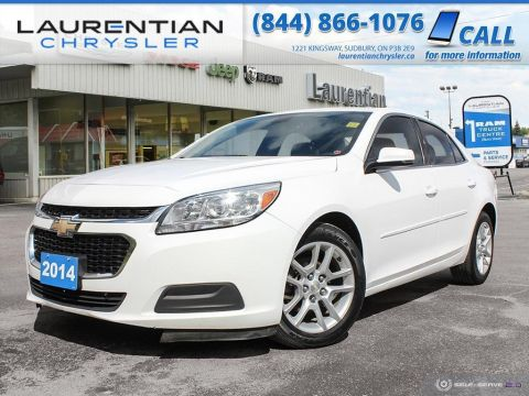 Pre-Owned 2014 Chevrolet Malibu LT - CAPABLE ROOMY WITH SPACE FOR THE FAMILY