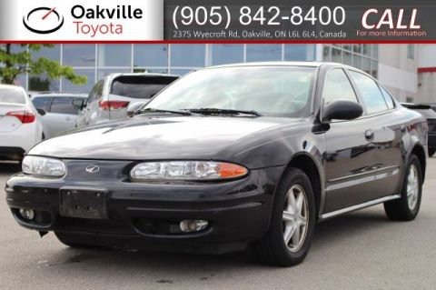 Pre-Owned 2003 Oldsmobile Alero GL with One Owner | SELF CERTIFY