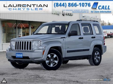 Pre-Owned 2008 Jeep Liberty Sport - SELF CERTIFY!!!