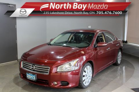 Pre-Owned 2013 Nissan Maxima SV - Test Drive Available by Appt!