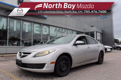Pre-Owned 2011 Mazda 6 GS Self Certify - Click Here! Test Drive Appts Available!