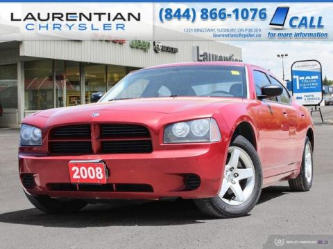 Pre-Owned 2008 Dodge Charger SE - SELF CERTIFY !! - DRIVE THIS SPORTY SEDAN TODAY!