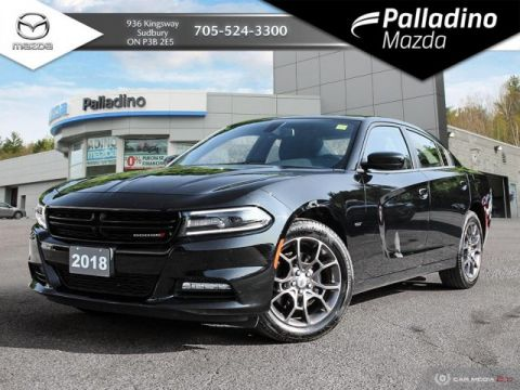Pre-Owned 2018 Dodge Charger GT AWD with Cloth, Bluetooth, Cruise
