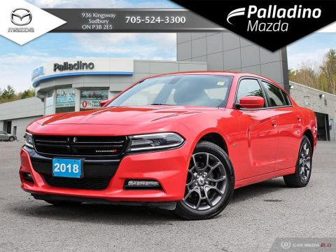 Pre-Owned 2018 Dodge Charger GT - LAUNCH CONTROL - WIFI HOTSPOT