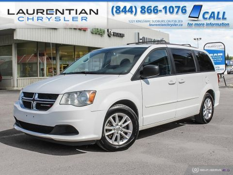 Pre-Owned 2015 Dodge Grand Caravan SXT - SELF CERTIFY !!
