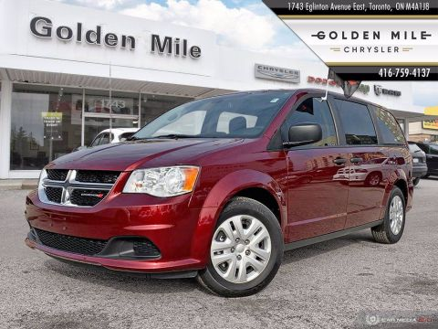 Pre-Owned 2019 Dodge Grand Caravan Canada Value Package