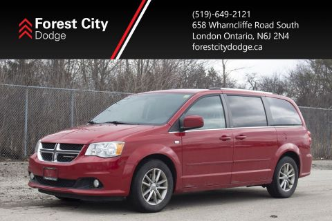 Pre-Owned 2014 Dodge Grand Caravan 30th Anniversary