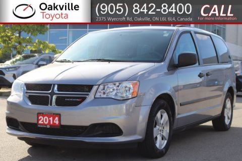 Pre-Owned 2014 Dodge Grand Caravan SE with Clean Carfax