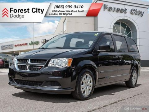 Pre-Owned 2014 Dodge Grand Caravan SE | Keyless entry | Multizone A/C