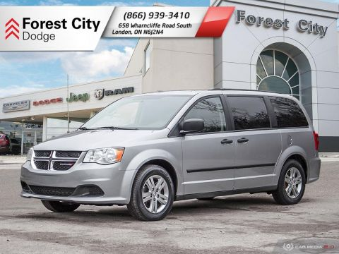 Pre-Owned 2017 Dodge Grand Caravan Canada Value Package, 7 PASSENGER,