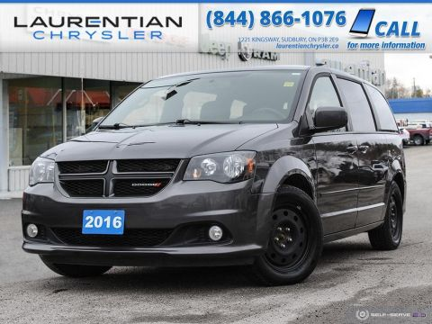 Pre-Owned 2016 Dodge Grand Caravan R/T - LEATHER, DVD, BACK-UP CAM, NAVIGATION!!!