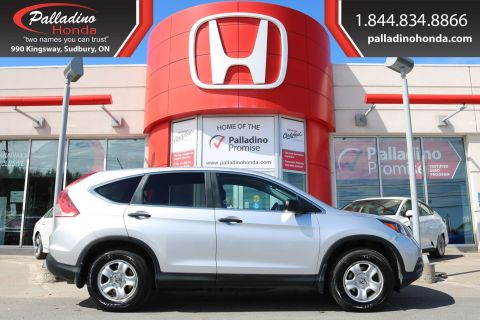 Pre-Owned 2014 Honda CR-V LX-BACKUP CAMERA,BLUETOOTH,HEATED SEATS