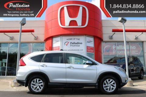 Pre-Owned 2016 Honda CR-V SE-LOW MILES,ALL WHEEL DRIVE,BACKUP CAMERA