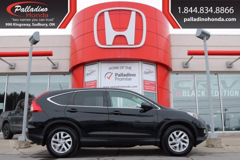 Pre-Owned 2016 Honda CR-V EX-L-ALL WHEEL DRIVE,SUNROOF,HEATED LEATHER SEATS