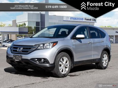 Pre-Owned 2012 Honda CR-V EX-L | Leather Interior | Back-up Cam