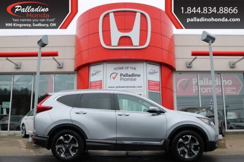 Pre-Owned 2017 Honda CR-V Touring-ALL WHEEL DRIVE,REMOTE START,NAVIGATION
