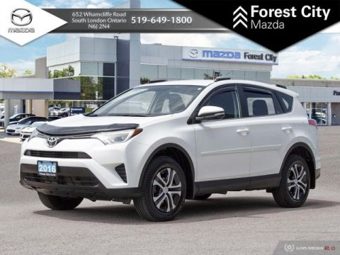 Pre-Owned 2016 Toyota RAV4 LE, BLUETOOTH, A/C