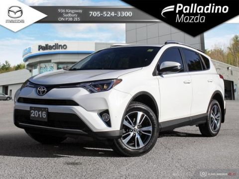Pre-Owned 2016 Toyota RAV4 XLE - 2 SETS OF TIRES AND RIMS
